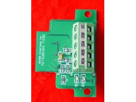FX2N-485-BD : RS485 interface Board for FX2N PLC,anti-static electricity & surging protection