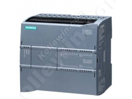 6ES7214-1HE30-0XB0 CPU 1214C, DC/DC/RELAY, 14DI/10DO/2AI