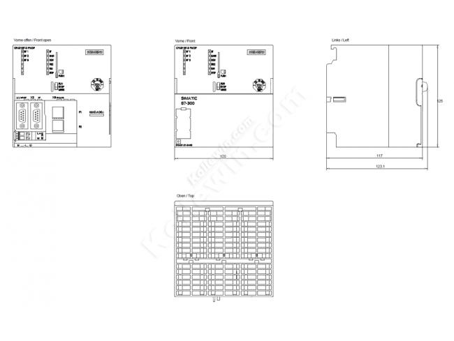 6es7 412-5hk06-0ab0 схема подключения