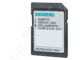 6ES7954-8LC02-0AA0 SIMATIC S7 MEMORY CARD, 4 MB